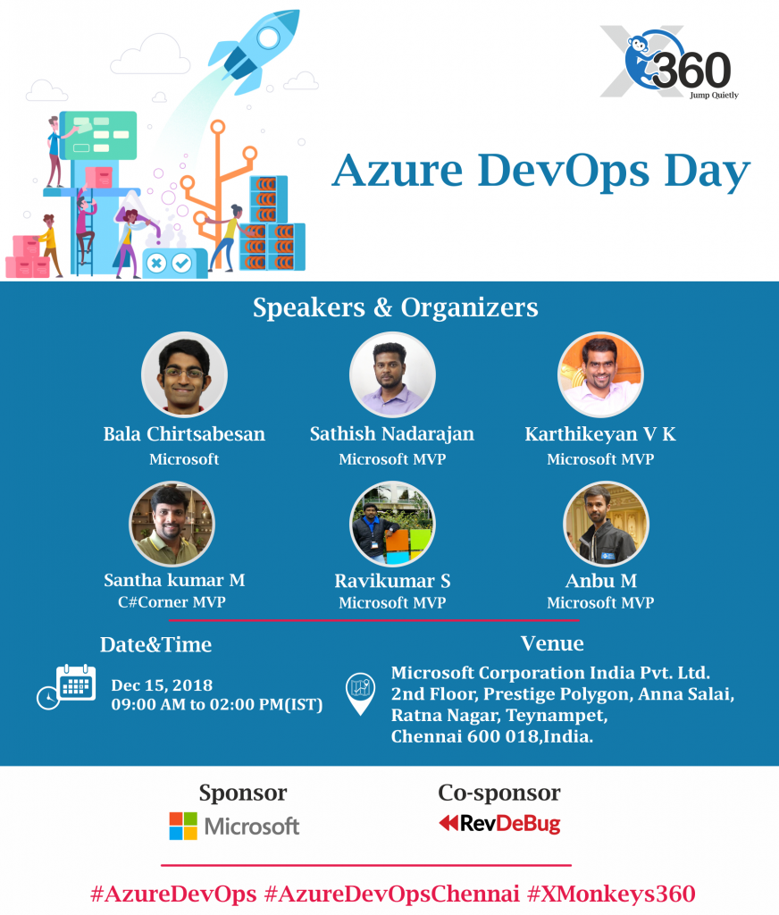Azure DevOps Day at Chennai