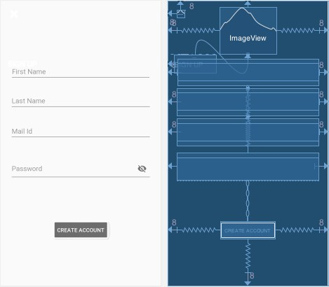 How to use Constraint Layout in Xamarin.Android