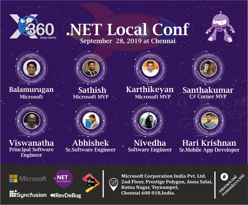.NET Local Conf - 2019