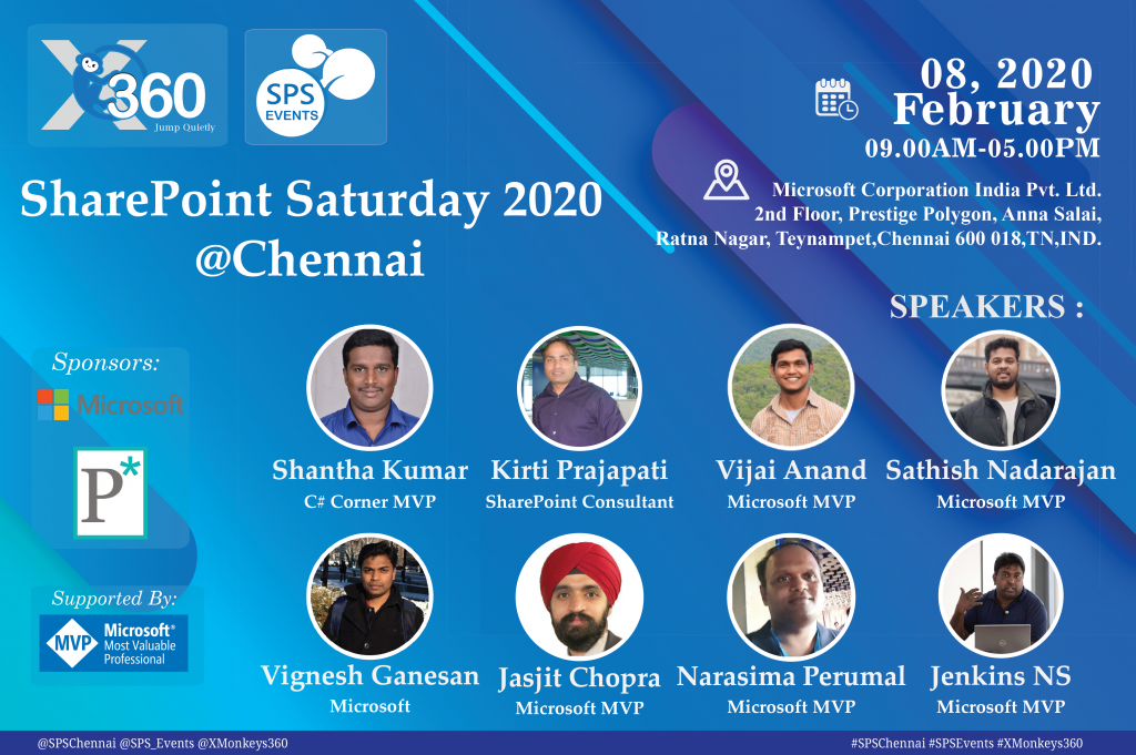 SharePoint Saturday - 2020