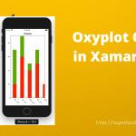 How To Use Oxyplot Chart in Xamarin iOS